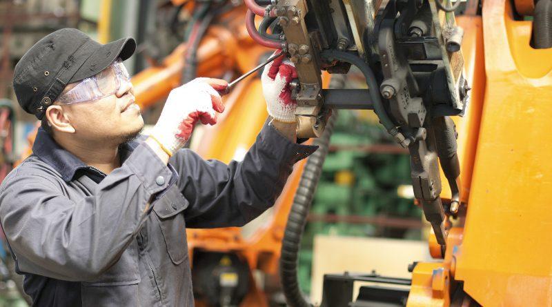 Manutenção Industrial em tempos de Indústria 4.0