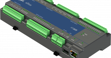 Altus lança novo CLP preparado para a Indústria 4.0
