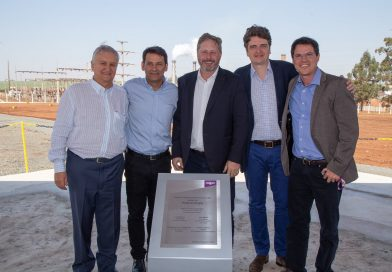 GE fornece motogeradores para planta de biogás