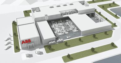 ABB terá fábrica de robótica