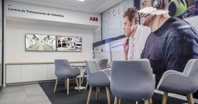 Centro de treinamento ABB