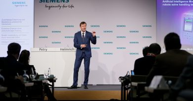 Siemens amplia soluções Digital Enterprise